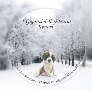 I GIGANTI DELL'ETRURIA KENNEL